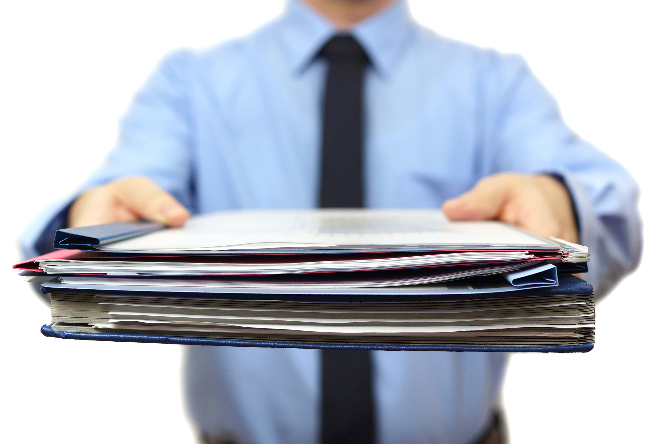 Businesses are still using paper when they do not have to